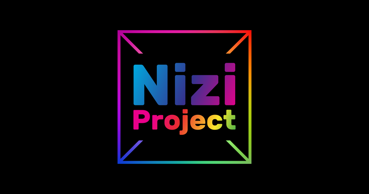 Nizi Project Official Website